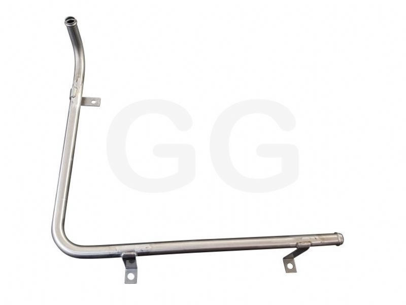 Stainless Steel Water Pipe Bottom Radiator Escort Cosworth GGR1255
